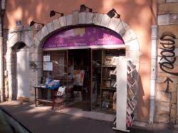 """Librairie """"Aux Trésors de Nad"""", quai de la Pêcherie"""