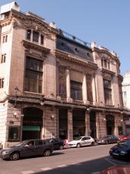 Salle Rameau, rue de la Martinière