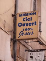 Librairie chrétienne Mission Ciel Ouvert, rue Servient