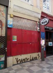 Passage de l'Argue : café-Bar du Passage