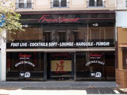 Avenue Félix Faure : établissement Narguilé-Fumoir