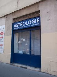 Association d'astrologie Astrelier, rue du Dauphiné