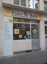 Aide à domicile Faire & Bien, rue du Dauphiné