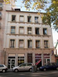 Un immeuble avenue Félix-Faure