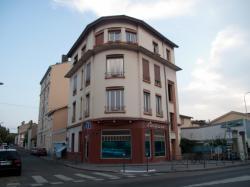 Un immeuble, rue du Dauphiné