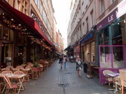 Rue Mercière : les restaurants touristiques