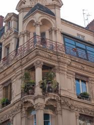 Immeuble rue de la Charité