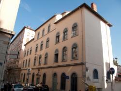Immeuble des Hospices Civils de Lyon, rue Burdeau