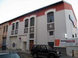 Rue Magenta : une ancienne usine