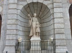 Statue de Jean Gerson
