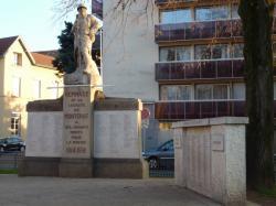 Monument aux Morts, Montchat