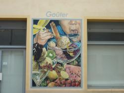 La Fresque des Desserts : Goûter