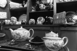 [Comptoir anglais du thé : service Wedgwood]