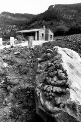 [Découverte archéologique à Luc-en-Diois (Drôme)]