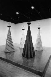 """[""""Entre lard et l'art"""", exposition Erik Dietman au Palais Saint-Pierre]"""
