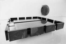"""[Musée d'art moderne de Saint-Etienne : exposition """"Vice versa"""" de Niek Kemps]"""