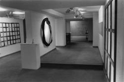 """[Galerie Gill Favre. Exposition """"Le prisme brisé""""]"""