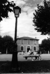 [L'hôtel de ville de Chaponnay (Rhône)]
