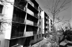 [Le quartier Sablon à Décines-Charpieu (Rhône)]