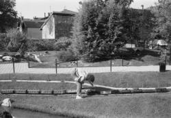 [Le Jardin ferrovière de Chatte (Isère)]