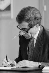 [Philibert Braillon, président de la CRCI de Rhône-Alpes]