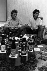 """[""""Au Bourgogne des Flandres"""", bières spéciales et artisanales]"""