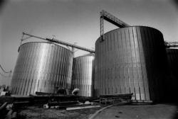 [Silos de la Coopérative agricole dauphinoise (CAD) à Saint-Pierre-de-Chandieu]