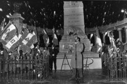 [Cérémonie du souvenir à la mémoire des victimes d'Afrique du Nord (1987)]