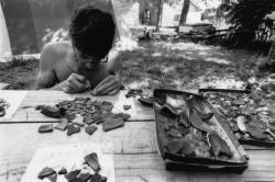 [Fouilles archéologiques sur le site lacustre de Colletière à Charavines (Nord-Isère)]