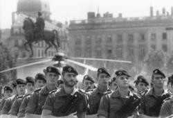 [Revue militaire du 14 juillet]