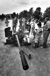[Commémorations du 14 juillet : démonstration d'armementl]