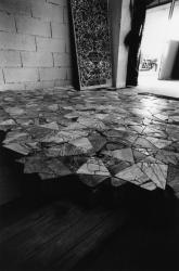 [Atelier de restauration de mosaïques à Saint-Romain-en-Gal]