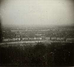 Lyon, panorama de Fourvière