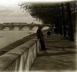 Lyon, pont de la Guillotière