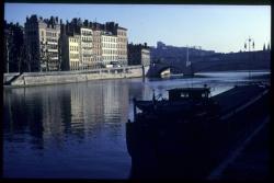 Lyon repeint, Pont Bonaparte quai de Saône