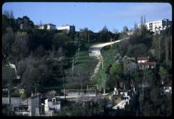 Piste de ski de la Sarra