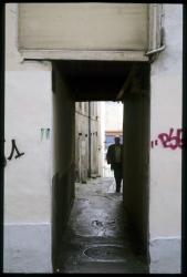Traboule, rue Capponi
