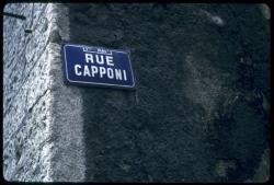 Rue Capponi