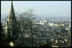 Clocher de l'église du Bon-Pasteur