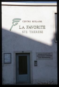 Centre scolaire La Favorite Sainte-Thérèse