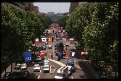 [Sommet annuel du G7 à Lyon : cours Charlemagne]