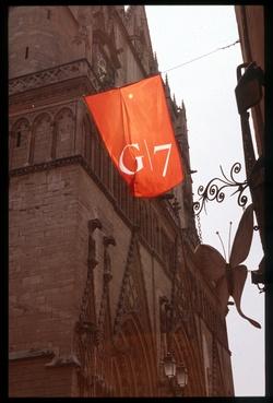 [Sommet annuel du G7 à Lyon : quartier Saint Jean]