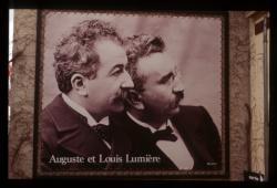 Institut Lumière : Auguste et Louis lumière