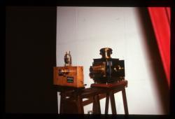 Institut Lumière : première caméra