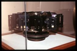 Institut Lumière : caméra circulaire
