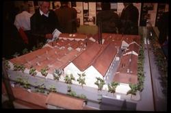 Institut Lumière : maquette des usines Lumière