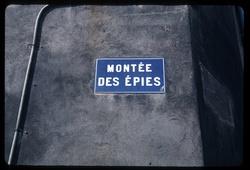 Montée des Epies