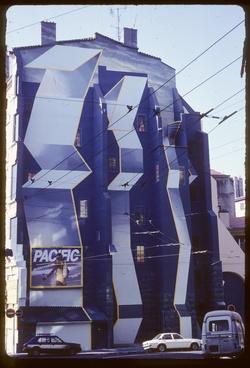 Mur peint rue Terme