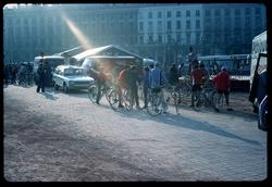 Bellecour : vélos