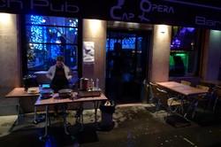Stand de restauration extérieure : Cap Opéra